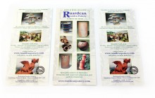 tri fold leaflet